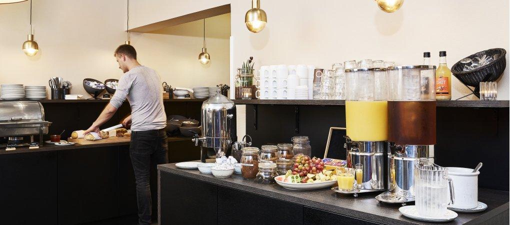 Start dagen med Grand Hotels morgenmad