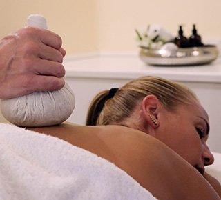 Wellnessophold med aromabad