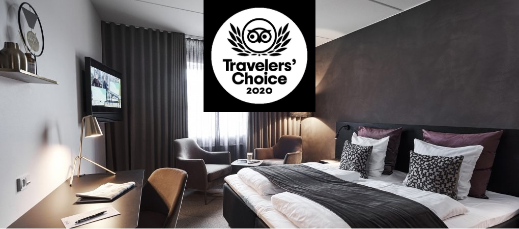 Travellers` Choice 2020